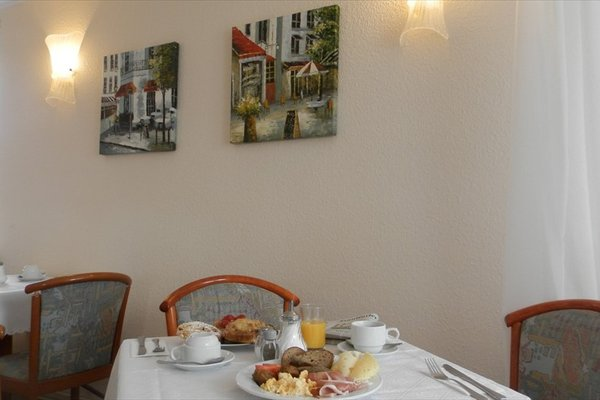 Hotel Bornheimer Hof - фото 12
