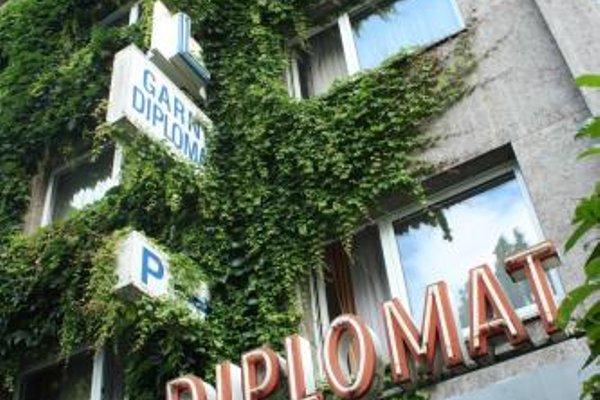 Hotel Diplomat - 23
