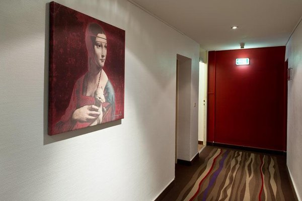Leonardo Hotel Frankfurt City Center - фото 18