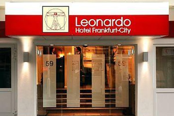 Leonardo Hotel Frankfurt City Center - фото 20