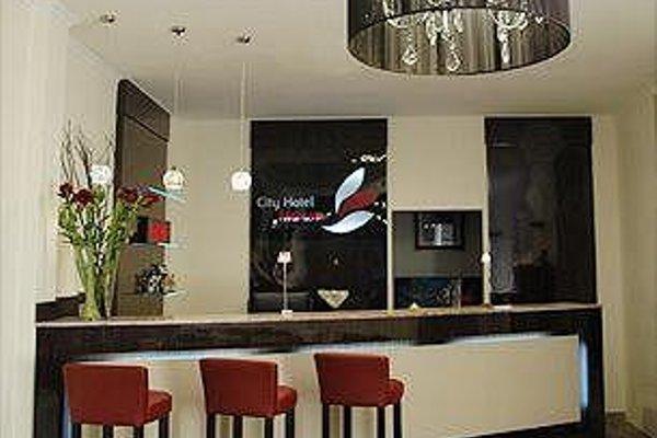 City Hotel Mercator - 12