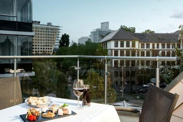 NH Frankfurt Villa - фото 21