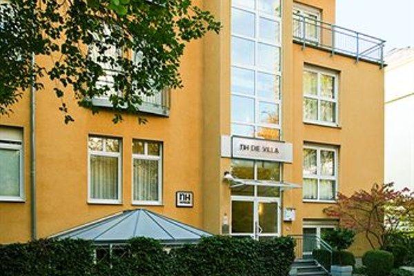 NH Frankfurt Villa - фото 22
