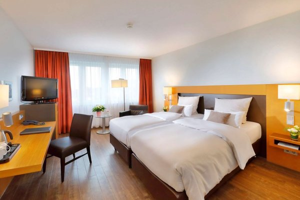 Best Western Premier IB Hotel Friedberger Warte - фото 12