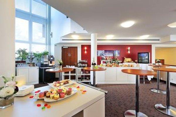 Best Western Premier IB Hotel Friedberger Warte - фото 10