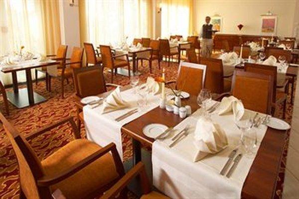Best Western Premier IB Hotel Friedberger Warte - фото 11