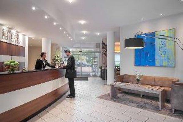 Best Western Premier IB Hotel Friedberger Warte - фото 13