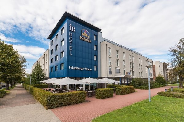 Best Western Premier IB Hotel Friedberger Warte - фото 20