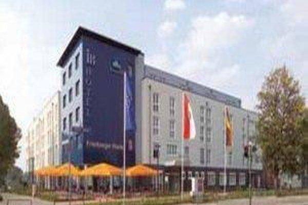 Best Western Premier IB Hotel Friedberger Warte - фото 21