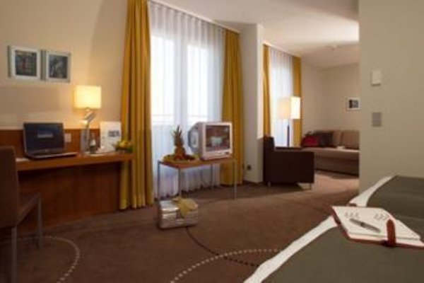 Best Western Premier IB Hotel Friedberger Warte - фото 4