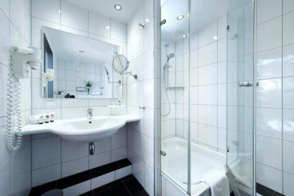 Best Western Premier IB Hotel Friedberger Warte - фото 7