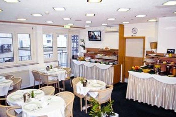Adler Hotel Frankfurt - фото 18