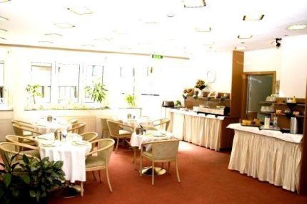 Adler Hotel Frankfurt - фото 20