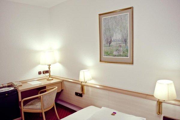 Adler Hotel Frankfurt - фото 8