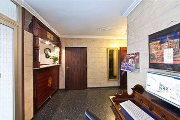 Novum Hotel Primus Frankfurt Sachsenhausen - фото 17