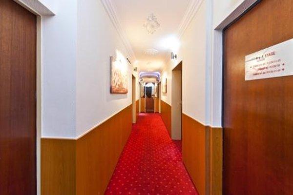 Novum Hotel Primus Frankfurt Sachsenhausen - фото 18