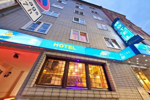 Novum Hotel Primus Frankfurt Sachsenhausen - фото 22