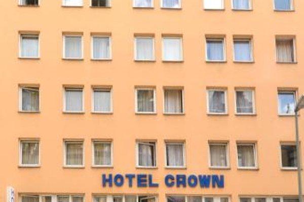 Crown Hotel - фото 22