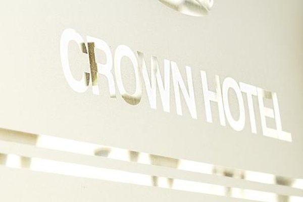 Crown Hotel - фото 5