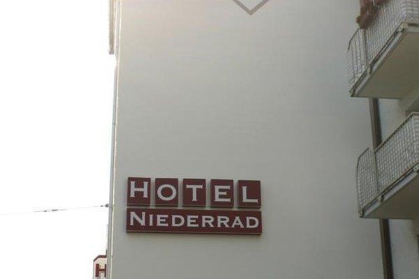 Hotel Niederrad - фото 17