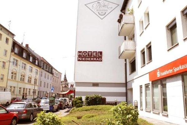 Hotel Niederrad - фото 22