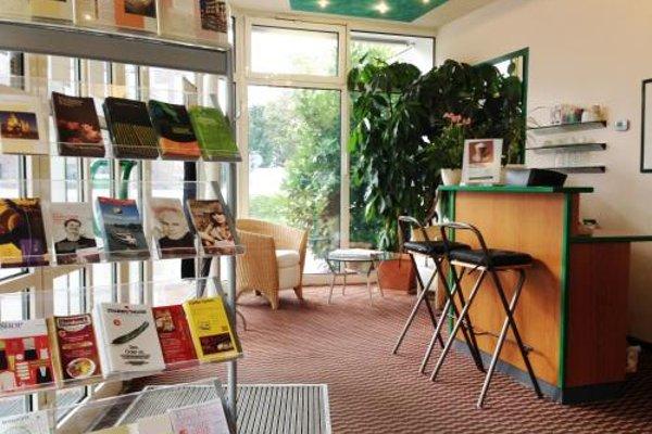 Motel Frankfurt - advena Partner Hotel - фото 16