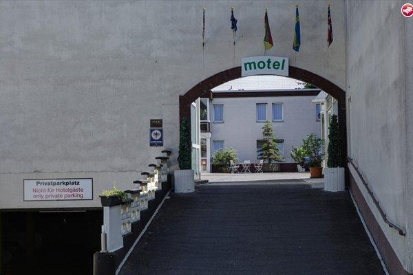 Motel Frankfurt - advena Partner Hotel - фото 19