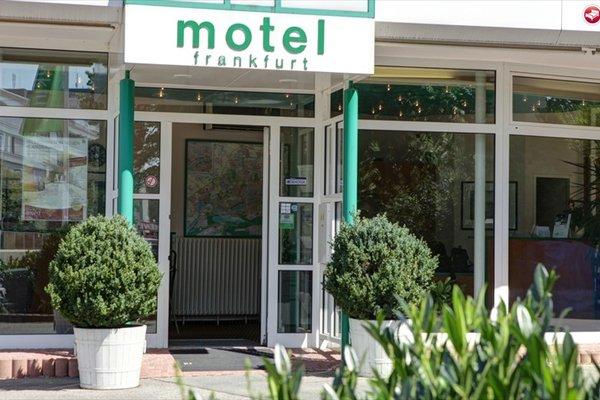 Motel Frankfurt - advena Partner Hotel - фото 21