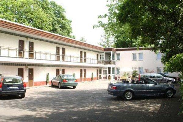 Motel Frankfurt - advena Partner Hotel - фото 22