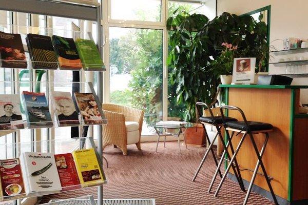 Motel Frankfurt - advena Partner Hotel - фото 5