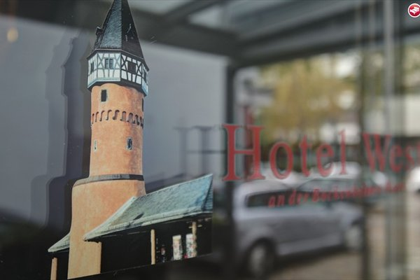 Hotel West an der Bockenheimer Warte - фото 10