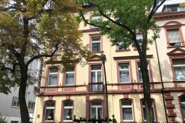 Hotel West an der Bockenheimer Warte - фото 22