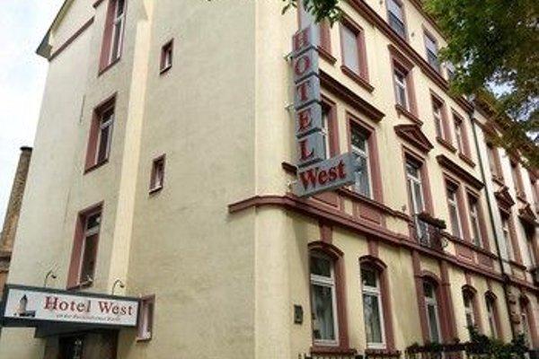 Hotel West an der Bockenheimer Warte - фото 23