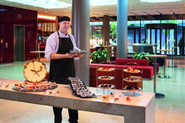 Movenpick Hotel Frankfurt City - 11