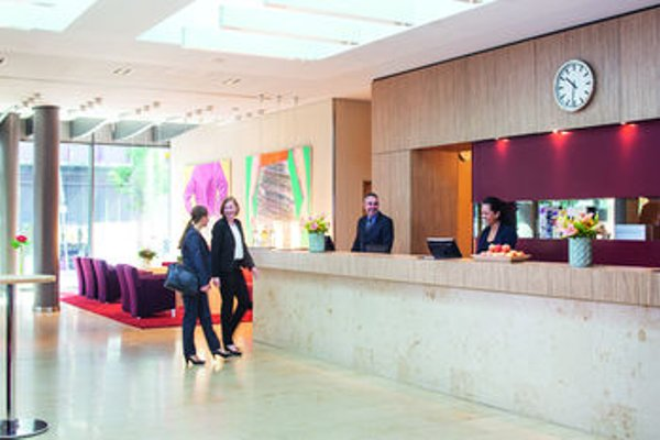 Movenpick Hotel Frankfurt City - 12
