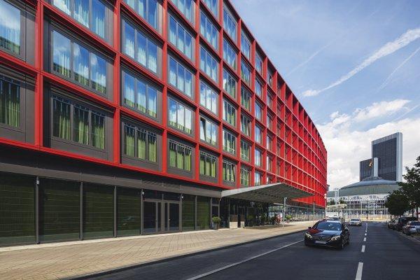 Movenpick Hotel Frankfurt City - 21