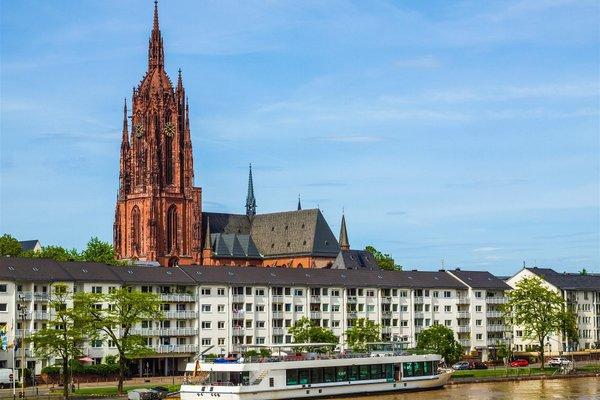 Movenpick Hotel Frankfurt City - 23