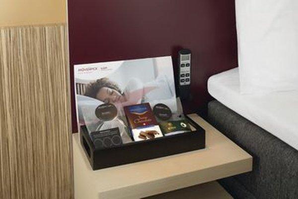 Movenpick Hotel Frankfurt City - 4