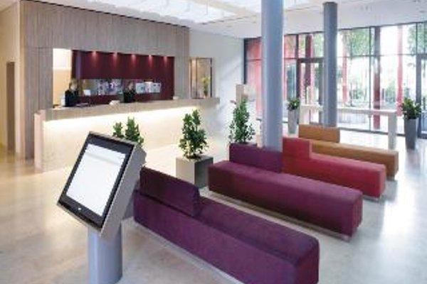 Movenpick Hotel Frankfurt City - 5