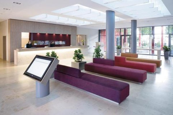 Movenpick Hotel Frankfurt City - 6
