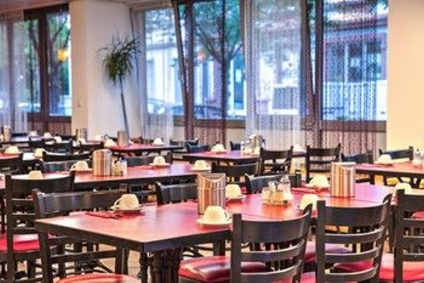 Hotel Himalaya Frankfurt City Messe - фото 14