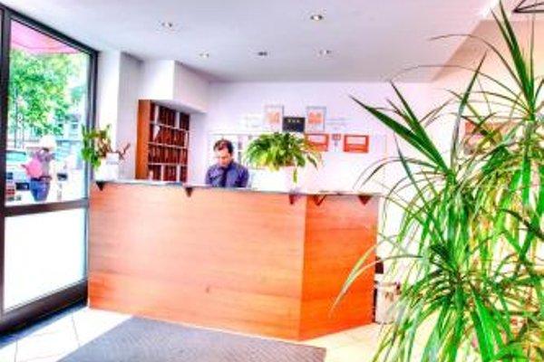 Hotel Himalaya Frankfurt City Messe - фото 17