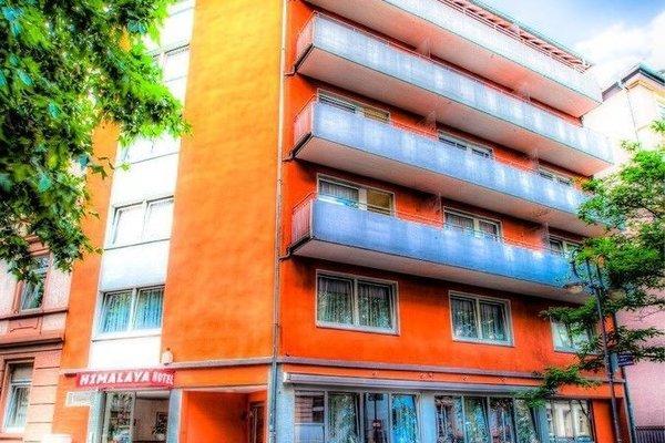 Hotel Himalaya Frankfurt City Messe - фото 23