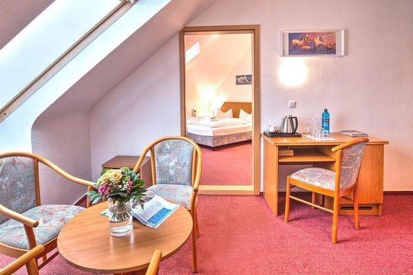 Hotel Himalaya Frankfurt City Messe - фото 3