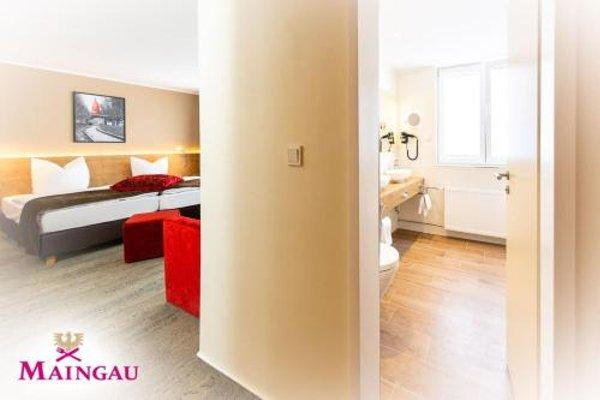 Maingau Hotel - фото 5
