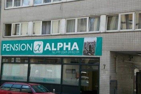 Alpha Frankfurt City - фото 18