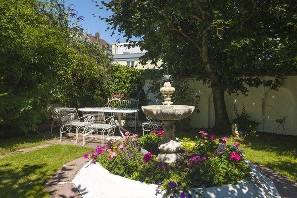Hotel am Berg - фото 16