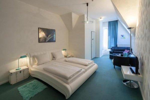 Hotel am Berg - фото 7