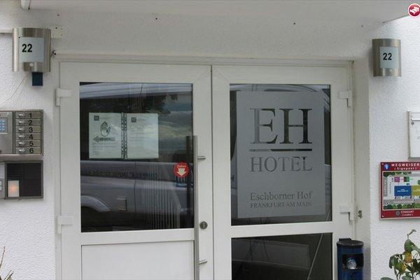 Hotel Eschborner Hof - 19