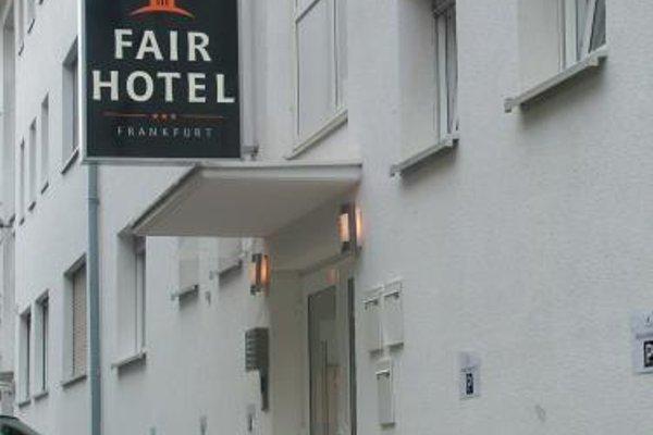 Hotel Eschborner Hof - 23